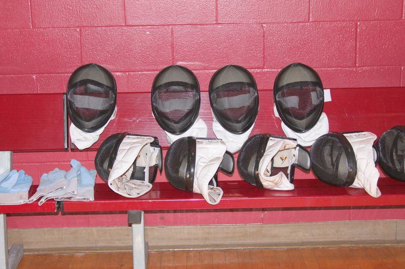 All Can Fence: Masks