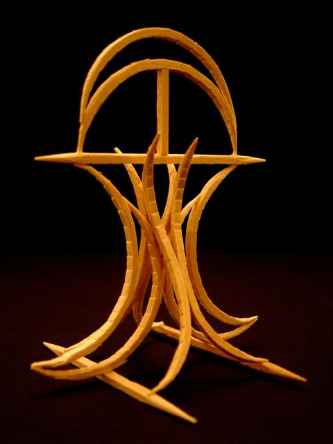 Miniature Sculpture #9 by Steven J. Backman (1)